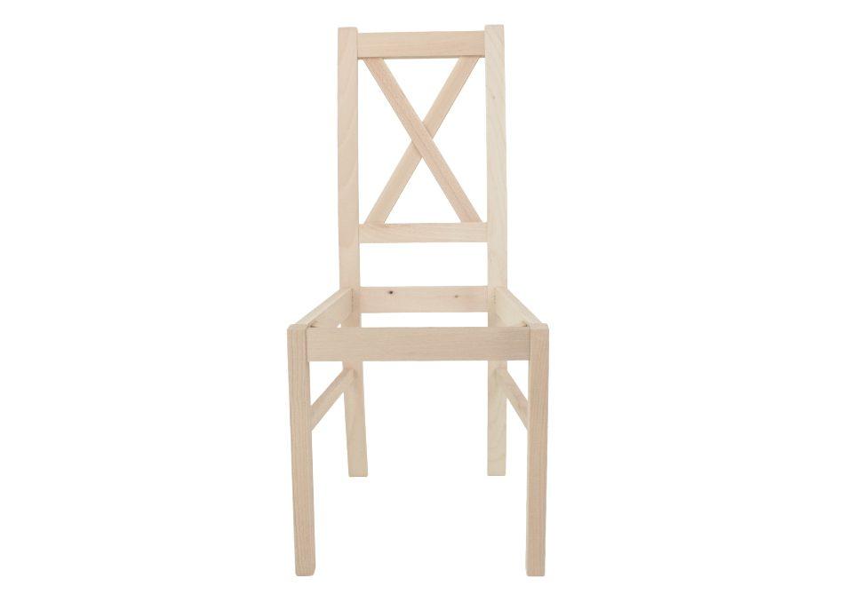 Drewniane stelaże krzeseł